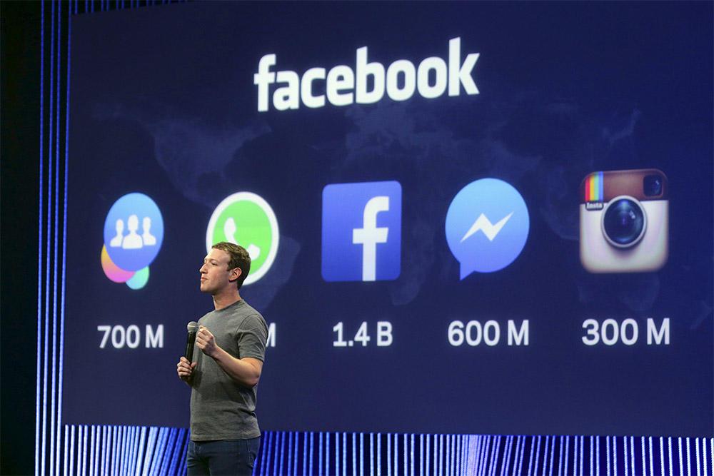 Mark Zuckerberg La biographie